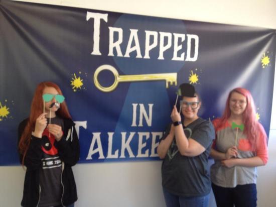 Trapped In Talkeetna: Happy Birthday!