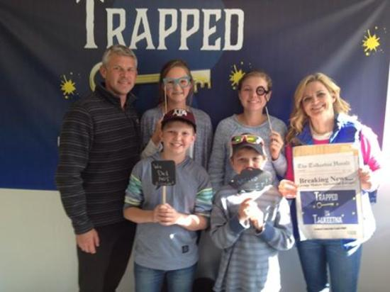 Trapped In Talkeetna: A fun way to spend time with family!