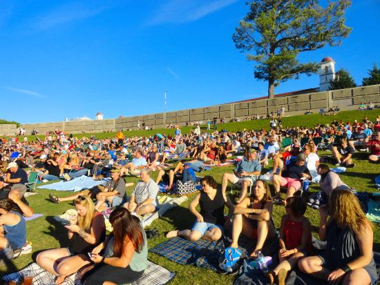 Aaron's Amphitheatre at Lakewood: aarons ampitheater