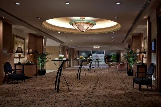 InterContinental Grand Stanford: The Forum Rooms Foyer