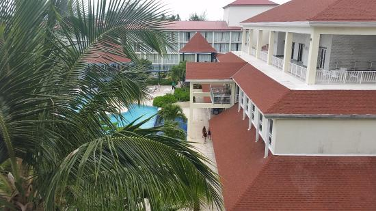 Breezes Resort & Spa Bahamas - All-Inclusive: View from room 507 West Wing.