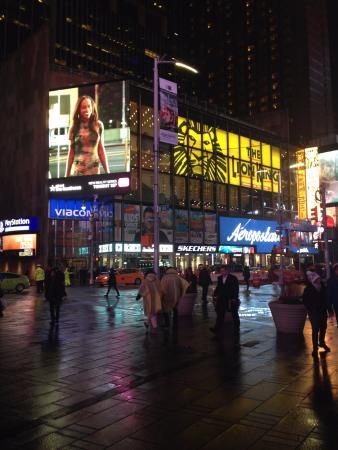 New York City, NY: brodway