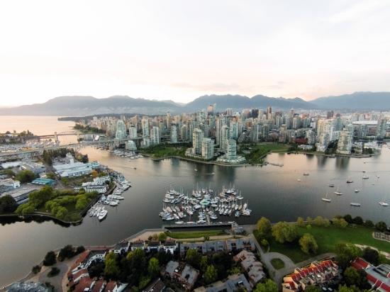 British Columbia, Canada: Vancouver