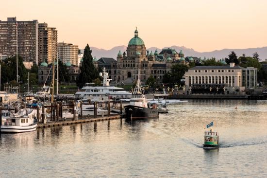 British Columbia, Canada: Victoria