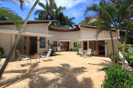Tambor, Kosta Rika: Tropical Suites Block