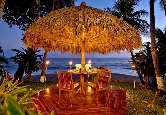 Tambor, Kosta Rika: Romantic Table