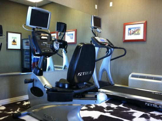 Holiday Inn Laramie: Enjoy an invigorating workout in our on-site Fitness Center
