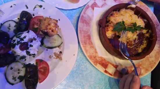 Taverna Santorini: Starters
