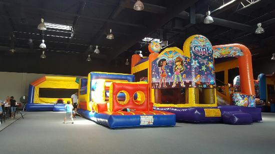 Bouncy World