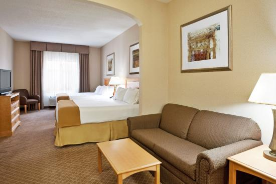 Holiday Inn Express Hotel & Suites Chesterfield: Suite