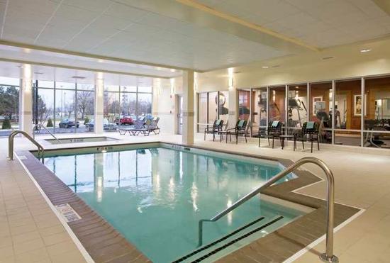 Hilton Garden Inn Schaumburg: Recreational Facilities