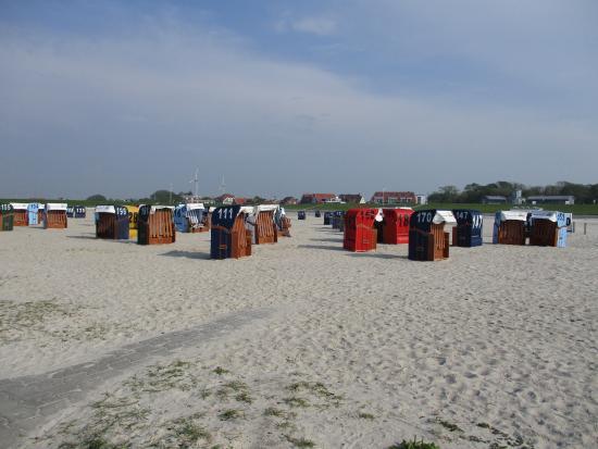 Janssen's Hotel: La plage