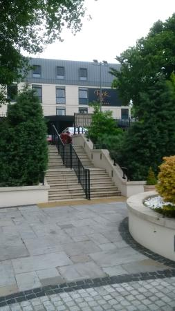 Park Avenue Hotel: Garden