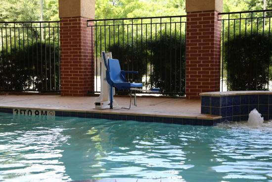 Deer Park, TX: Swimming Pool