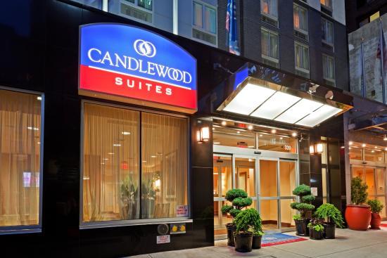 紐約時代廣場坎特伍德套房酒店