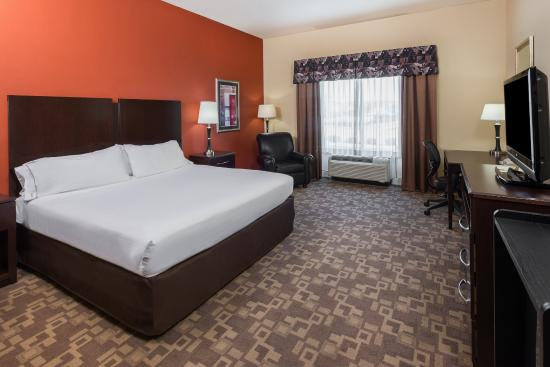 Holiday Inn Express Hotel & Suites Lexington Northeast: Holiday Inn Express Lexington NE King Bed Standard Room