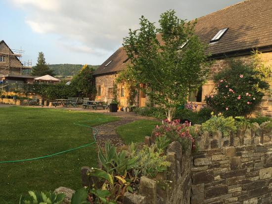 Old Radnor Barn B&B : It's beautiful