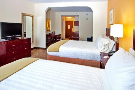 Brooksville, FL: Double Bed Guest Room