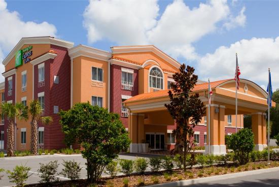 Hotel Exterior Holiday Inn Express Brooksville, Florida I-75