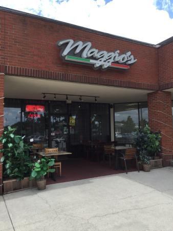 Maggio's Pizza & Bistro: What a gem!
