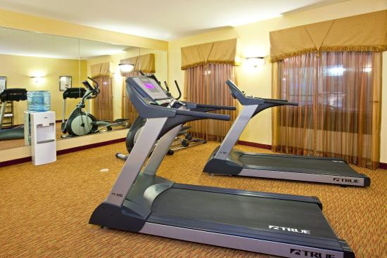 Holiday Inn Express Hotel & Suites Franklin : Fitness Center