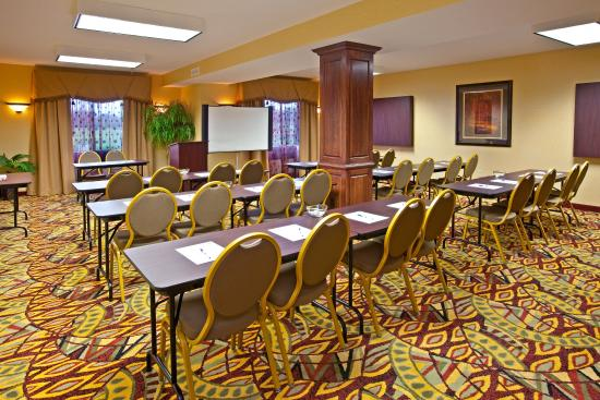 Holiday Inn Express Hotel & Suites Franklin : Meeting Room