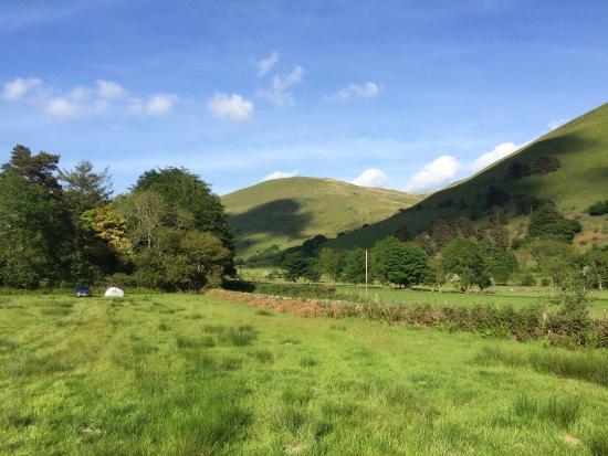 Bryncrug, UK: Taly-y-llyn Campsite