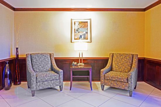 Byram, MS: Hotel Lobby