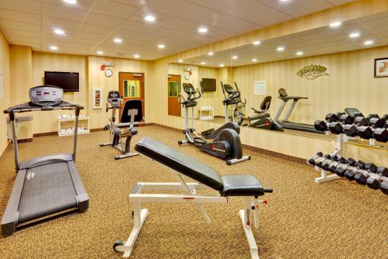 Byram, MS : Fitness Center