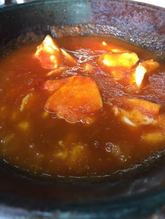 Naucalpan, Mexico: Huevos cazuela
