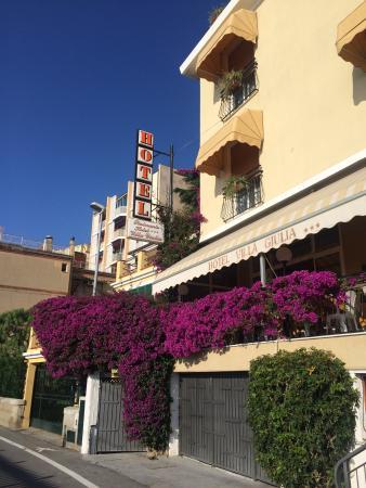 Hotel Villa Giulia Laigueglia Recensioni