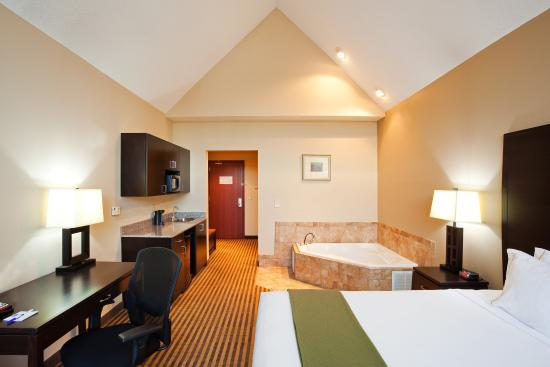 Holiday Inn Express: Jacuzzi Suite
