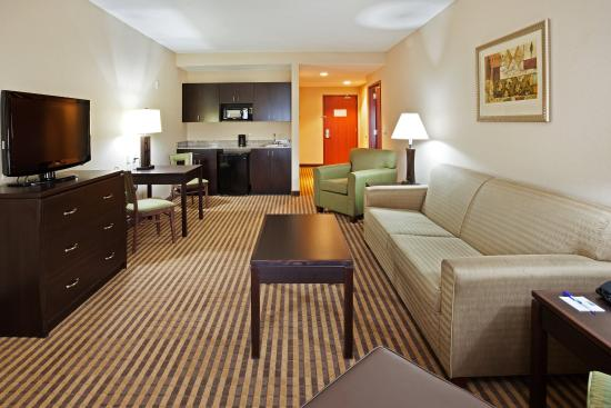 Holiday Inn Express: Presidential Suite