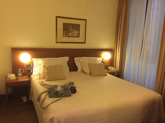 Ponte sisto   camera 326   picture of hotel ponte sisto, rome ...