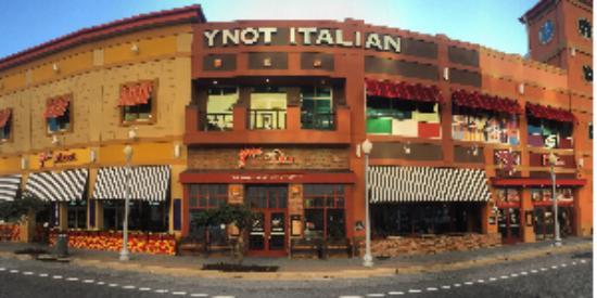 Ynot Italian - Oceanfront