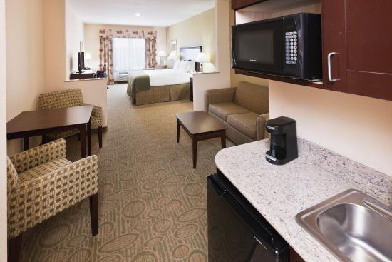 Brownfield, TX : Suite