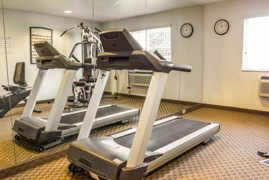 Sleep Inn & Suites : Fitness center