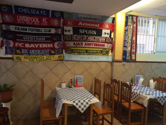 Bar Cafeteria Delfin 7 Santa Pola