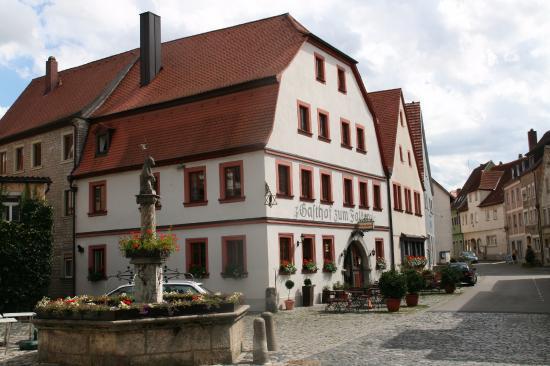 Zum Falken Mainbernheim