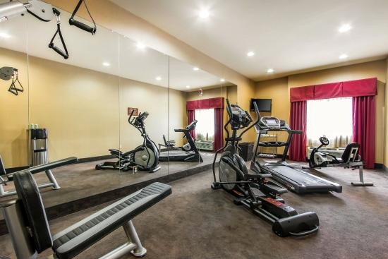 Sleep Inn & Suites Huntsville: FITNESS