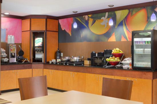 Fairfield Inn & Suites Columbia Northeast: Healthy Options Available
