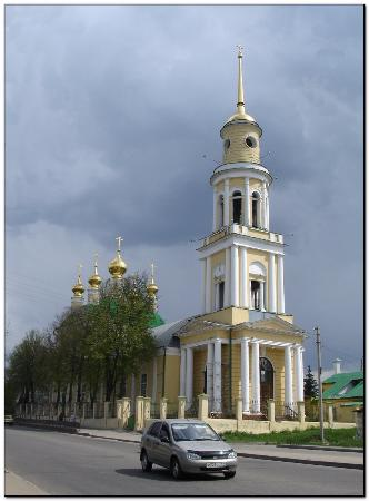 Cathedral of Akhtyrskaya Icon of Mother of God
