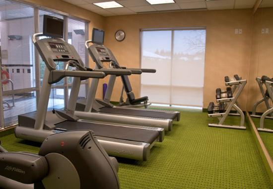 Sault St. Marie, Canada: Fitness Center