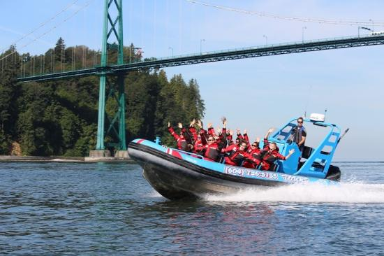 Photo of Other Great Outdoors Vancouver Water Adventures at 1812 Boatlift Lane, Vancouver V6H 3Y2, Canada