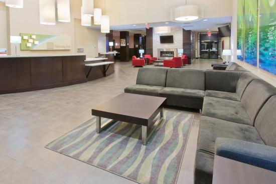 Holiday Inn Hotel & Suites Red Deer South: Kick back in our chic and comfortable Lobby
