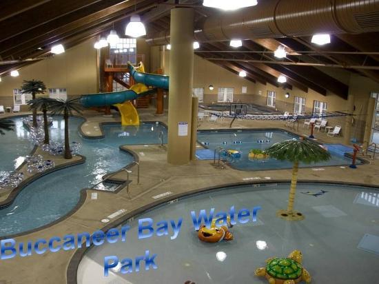 Buccaneer Bay Water Park Picture Of Honey Creek Resort