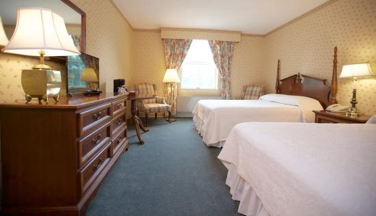 Williamstown, MA: Standard Double Room