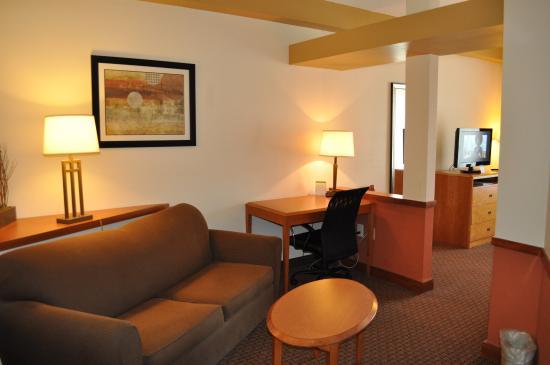 Williamston, Kuzey Carolina: Junior Suite