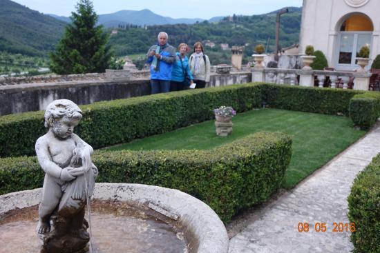 Palazzo Leti Residenza D'Epoca: impresionante vistas