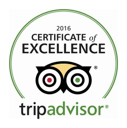 Twin Butte, Canada : We are honoured to have received the Certificate of Excellence for the 6th year in a row.